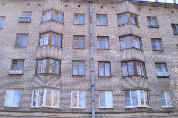Серии кирпичных пятиэтажек дома на irixpix.