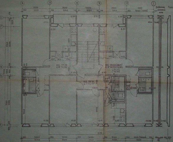 Жилые дома серии 121.