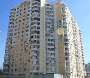 Фотография дома серии ПЗМ, расположеного по адресу: г.Москва, Вернадского проспект, дом 125К1