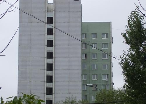 Candace : планировка квартир серии п-43.