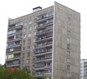 дом И-209а на юго-западе столицы
