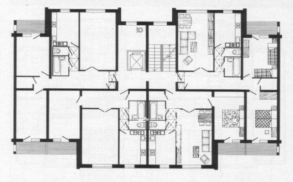 Дизайн квартир, проекты - KV-Design