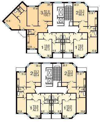 ИП-46с планировка: