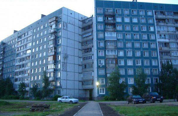Типовые серии панельных домов - part 7.