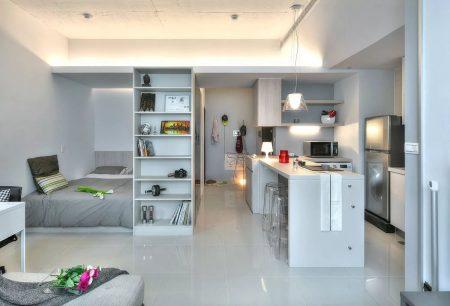 Проект зонирования квартиры