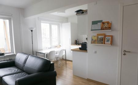 Интерьер однокомнатной квартиры в хрущевке
