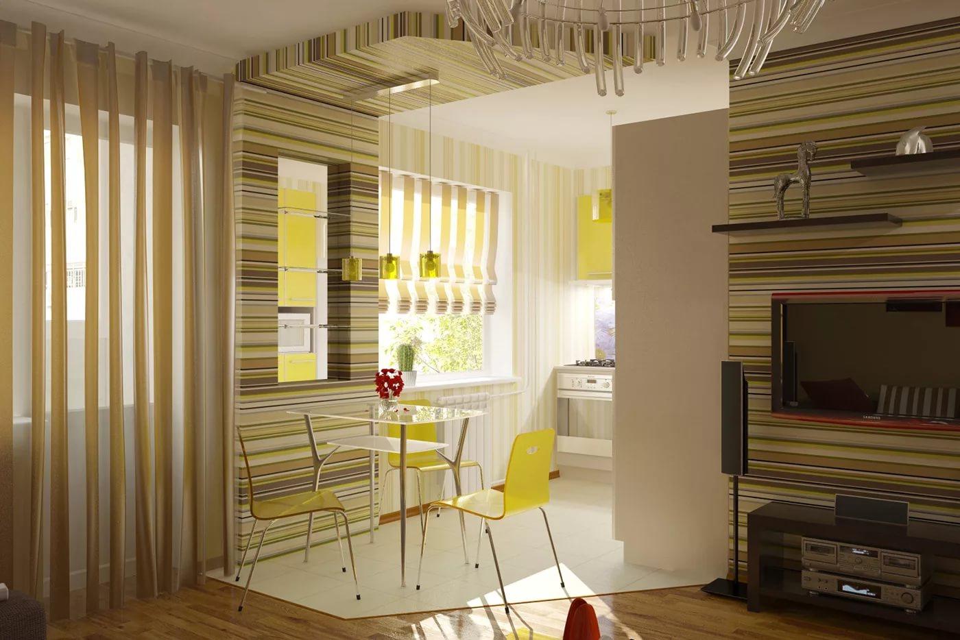 Как сделать смежные комнаты раздельными