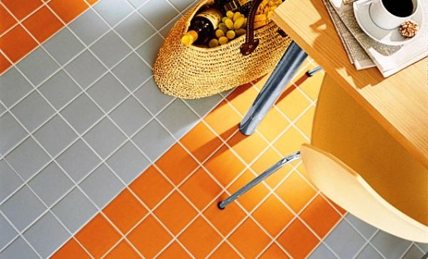 Дизайн помещения с керамической плиткой