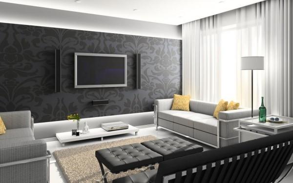 Домашний кинотеатр для стильного дома