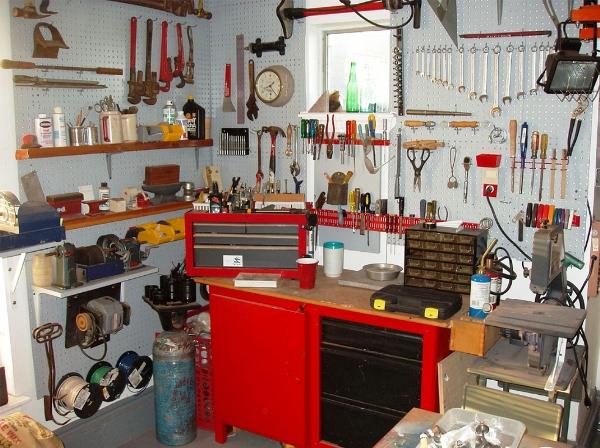 Домашняя мастерская. Выбор инструмента.