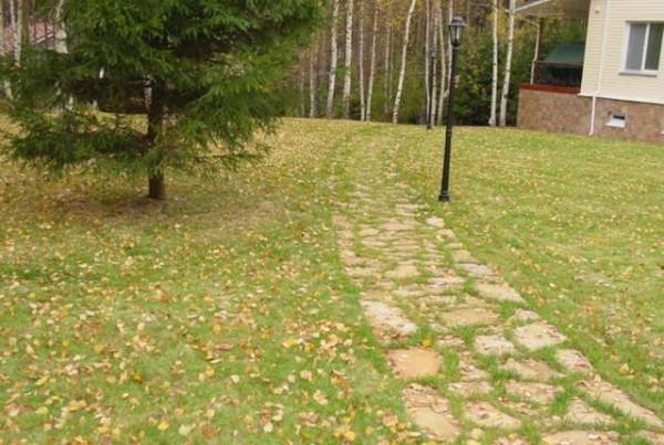 Дорожки для сада, для двора