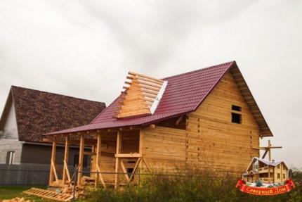Доска обрезная — универсальный строительный материал