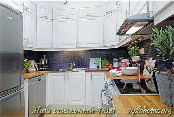 Доступная мебель для кухни