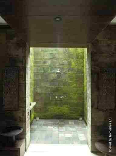 Душевые. Альтернатива ванне