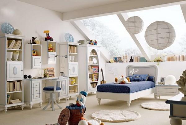 Элитная мебель для детской из Италии