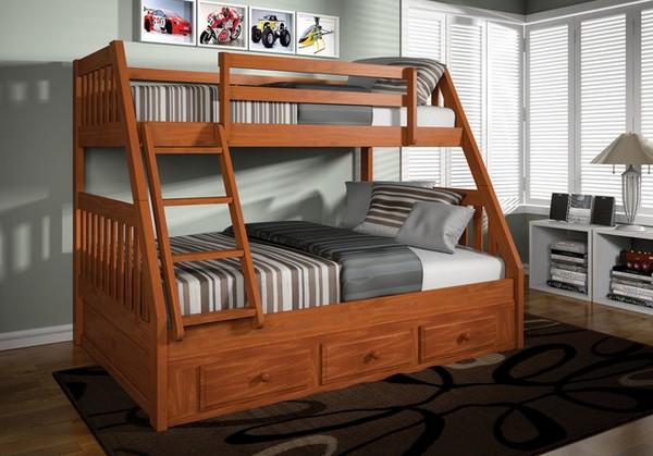 Функциональные кровати для детской, 10 фото