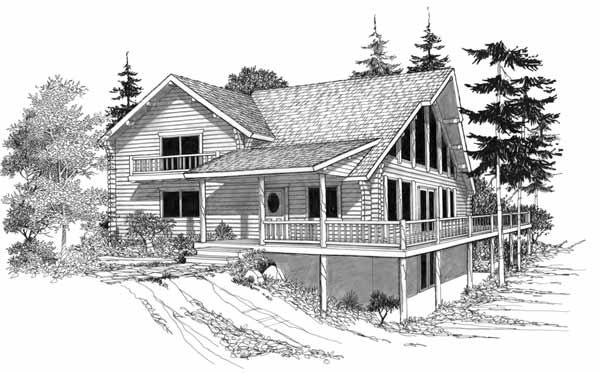 Индивидуальное проектирование и строительство домов и коттеджей под ключ