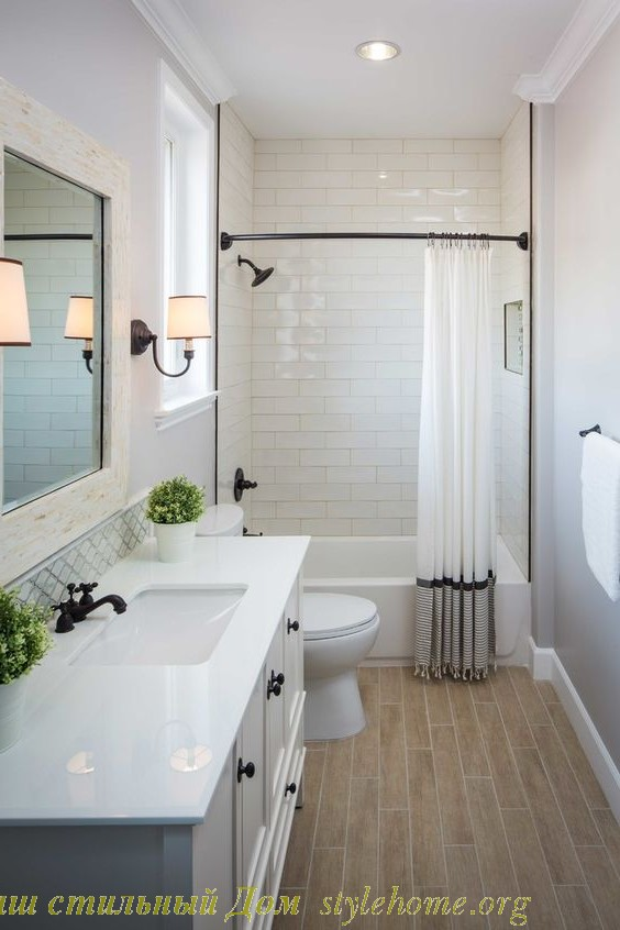 Как сделать интерьер ванной комнаты оригинальным? | Наш стильный Дом
