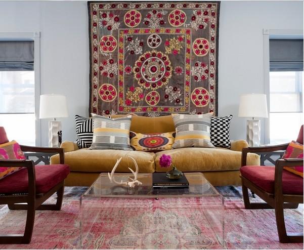Как создать интерьер в стиле бохо | Наш стильный Дом