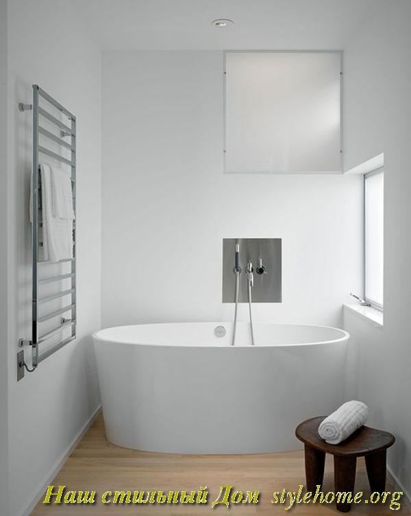 Как создать стильную ванную комнату
