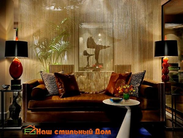 Как украсить интерьер поделками из бисера | Наш стильный Дом