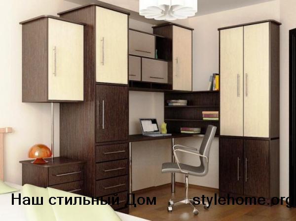 мебель из модулей