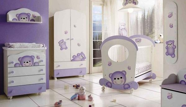 Какая мебель должна быть в комнате для новорожденного