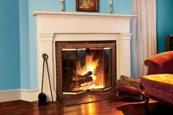 Камины — залог уюта и комфорта