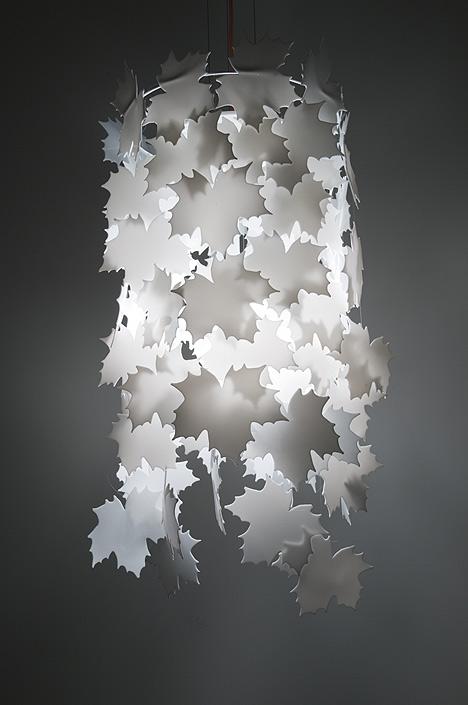 Кленовая лампа