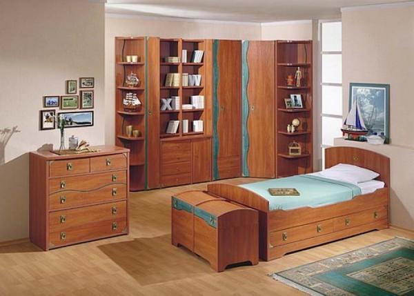 Корпусная мебель в наш стильный дом