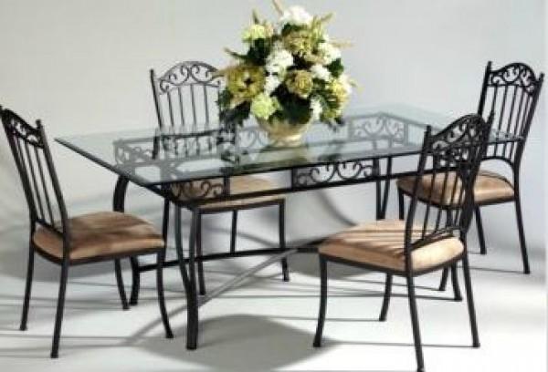 Кованая мебель для стильного дома