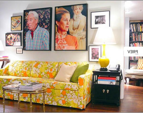 Куда поставить диван | Наш стильный Дом