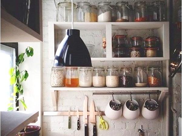 Кухонные мелочи: интересные советы по их хранению