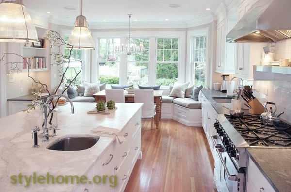 Кухонный уголок — удобство и практичность