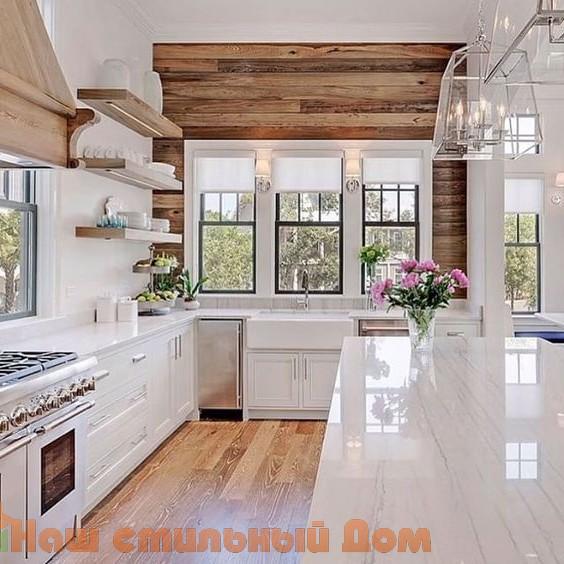 Кварцевые столешницы для кухни — лучший выбор | Наш стильный Дом