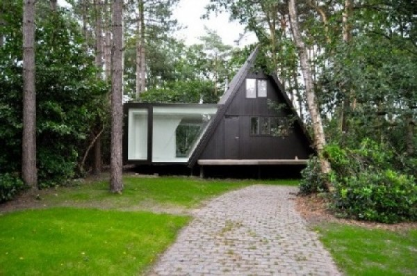 Лесной дом проект реконструкции