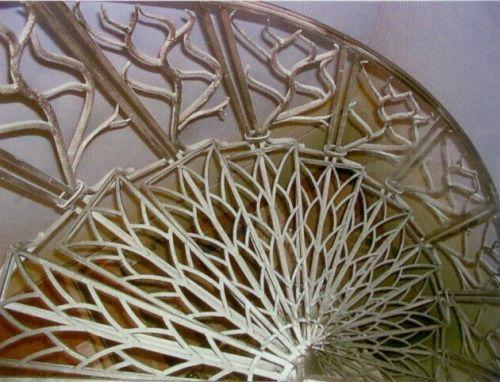 Лестничные ограждения и перила для стильного дизайна