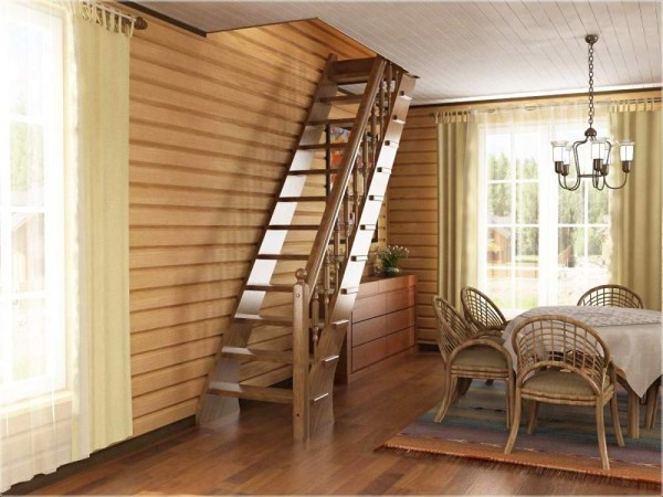 Лестницы, какую конструкцию выбрать