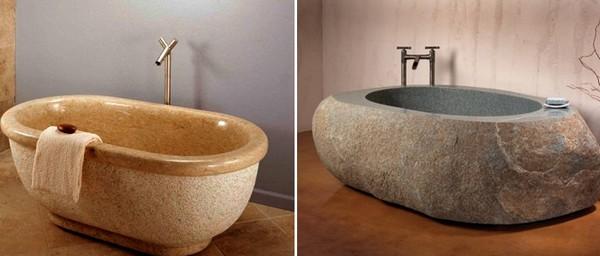 Материалы для изготовления ванн