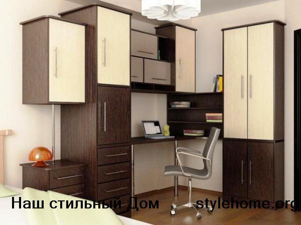 Мебель, предназначенная для детской комнаты