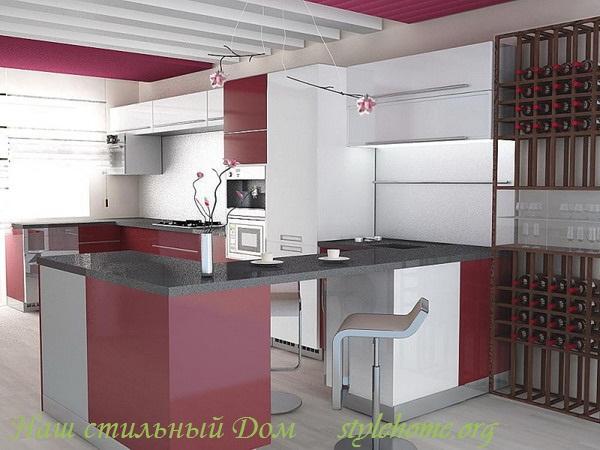 Минимализм для кухни