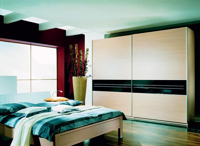 Многоликий шкаф-купе для каждой комнаты