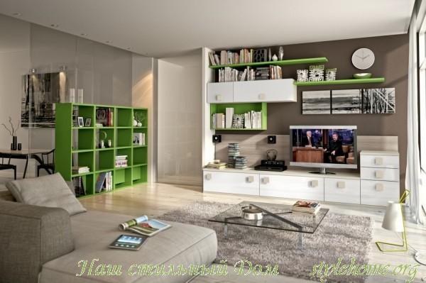 Модульная мебель для гостиной | Наш стильный Дом
