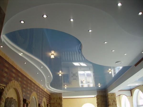 Натяжной потолок — покрытие будущего | Наш стильный Дом