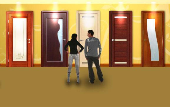 Некоторые советы по выбору межкомнатных дверей