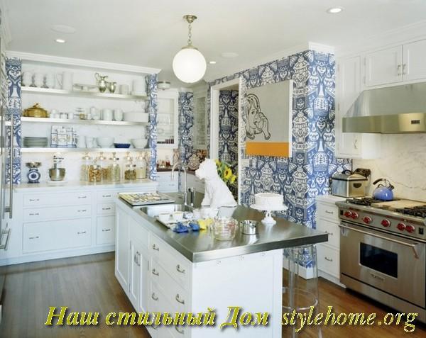 Новая кухня без особых затрат