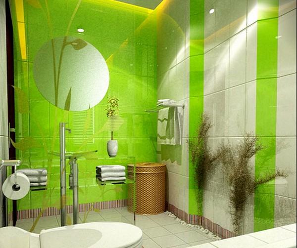 Новый интерьер ванной