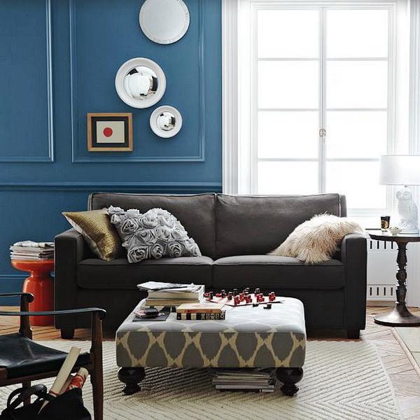 Обивка мебели — делаем из старой тройки — новую