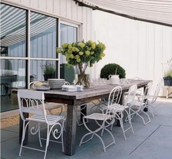 Обустраиваем удобную и красивую летнюю кухню