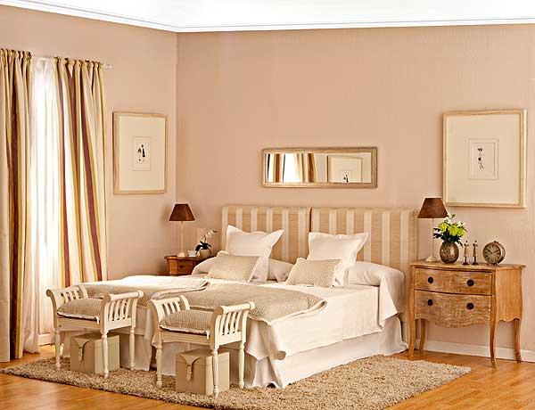 Оформляем интерьер спальни